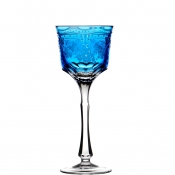 Royal Antoinette Sky Blue Wine Hock