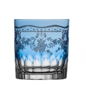 Royal Antoinette Sky Blue Double Old Fashioned