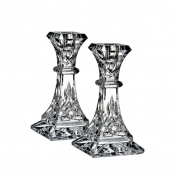 "Lismore 6"" Candlesticks / Pair"