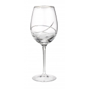 Ballet Ribbon Essence Platinum Goblet/Red Wine