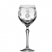 Royal Scroll Clear Wine