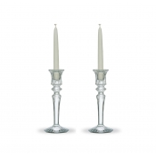 Baccarat Mille Nuits Candlesticks - Pair