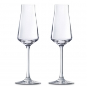 Baccarat Chateau Baccarat Champagne Flute - Set of 2