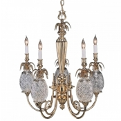 Waterford Hospitality Chandelier -5 Arm