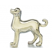 Baccarat Zodiac Dog - Gold
