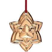 Baccarat 2018 Annual Ornament - Gold