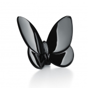 Baccarat Lucky Butterfly - Black