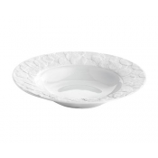 Michael Aram Forest Leaf Rimmed Bowl