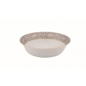 Soup/Cereal Plate - White