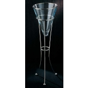 Eleis Champagne Bucket on Stand