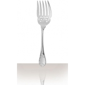 Marly Silverplate Flatware Fish Serving/Buffet Fork