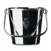 Orient Express Ice Bucket with Applied Border