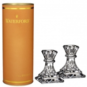 Waterford Giftology Lismore Candlesticks Pair- 4""
