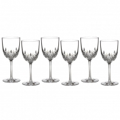 Waterford Lismore Encore Goblet / Red Wine - Set of 6