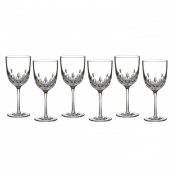Waterford Lismore Encore Wine - Set of 6