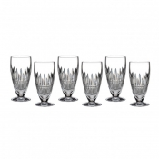 Waterford Lismore Diamond Iced Beverage - Set of 6