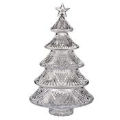Waterford Sculpted Christmas Tree - Tall / 21""