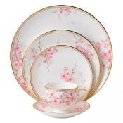 Wedgwood Spring Blossom 5-Piece Setting