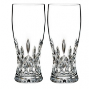 Lismore Connoisseur Pint Glass /  Pair - 18 oz