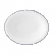Open Vegetable Oval - 9.75""