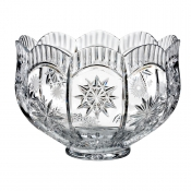 Waterford Snowflake Wishes Footed Bowl