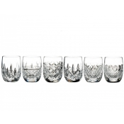 Waterford Lismore Connoisseur Heritage Rounded Tumbler Rounded - Set 6