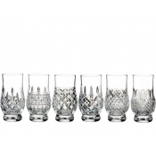 Lismore Connoisseur Heritage Footed Tasting Tumbler / Set 6 - 5.7oz.