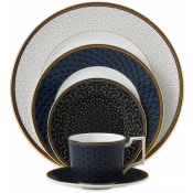Wedgwood Byzance 5 Piece Setting