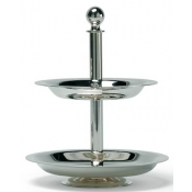 Ercuis Two Tier Petit Four Stand