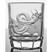 Dragon Clear Vodka Glass