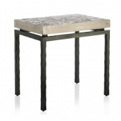 Michael Aram Forest Leaf Side Table