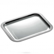 Christofle Albi Medium Rectangular Tray