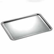 Christofle Albi Large Rectangular Tray