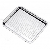 Christofle Paix Large Tray