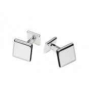 Christofle Elementaire Cuff Links