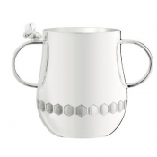 Christofle BeeBee Baby Cup w/ 2 Handles
