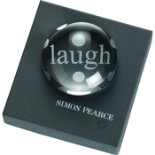 Laugh Paperweight