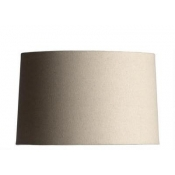 Barrel Shade - Natural Linen