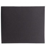 "Square Shade - Gray Linen  / 13"" x 13"" x 11"" ht."