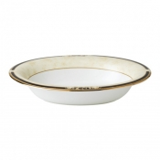 Open Vegetable Bowl Oval - 9.75""