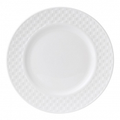 Dinner Plate / Checkerboard - 10.75""