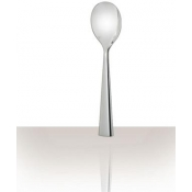 Vertigo Silverplate Flatware After Dinner Tea Spoon / Coffee Spoon