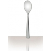 Vertigo Silverplate Flatware Dessert Spoon