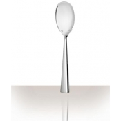 Vertigo Silverplate Flatware Gourmet Sauce Spoon