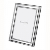 Christofle Albi Sterling Photo Frame - 7 x 9 1/2 ''