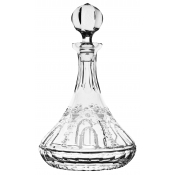 Athens Ships Decanter