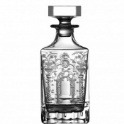 Athens Whiskey Decanter