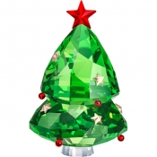 Swarovski Christmas Tree  / Green