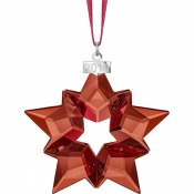 Swarovski 2019 Annual Edition Red Holiday Ornament