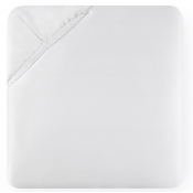 White Queen Bottom Fitted Sheet - 60 X 80 X 17